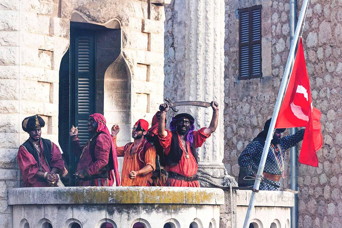 Bild des Sóller Arab Art Festivals
