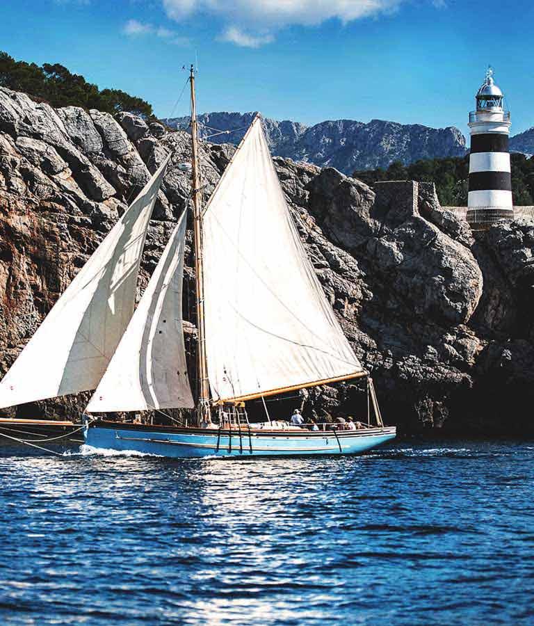 Bild der Stadt Port de Sóller