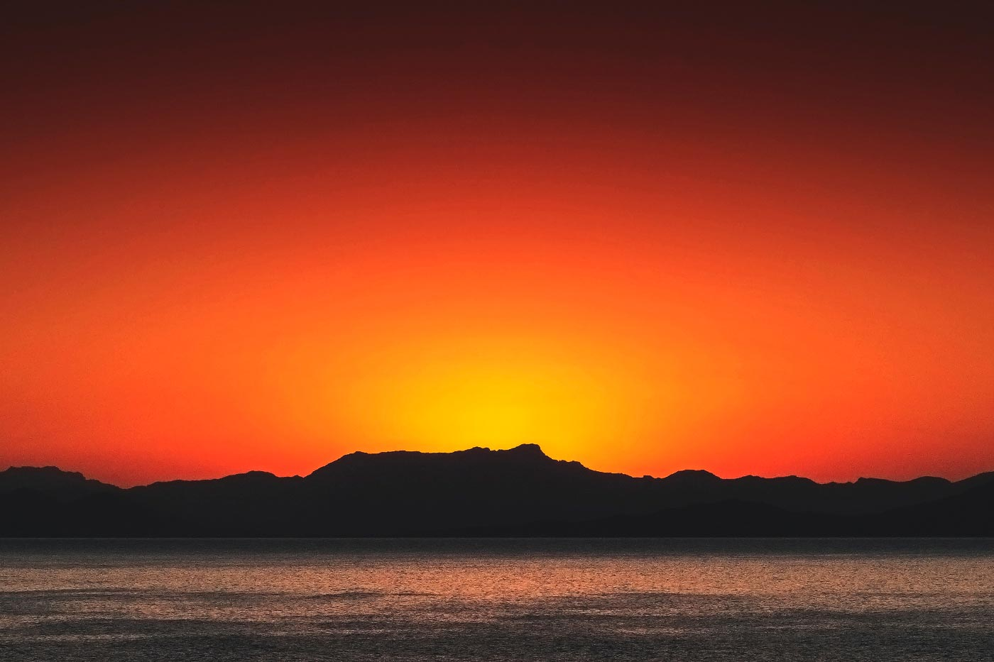 Images of Casas Mallorca what our clients say sunset